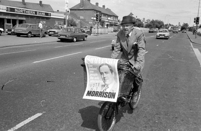 Vote Danny Morrison PHOTO: ANDERSONSTOWN NEWS/ARCHIVE