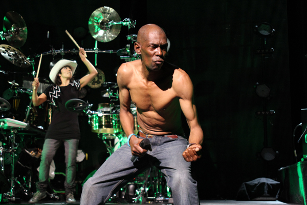 Faithless back
