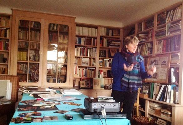 Hesse's Study, Gaienhofen