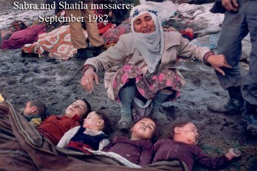 Sabra and Shatila massacres