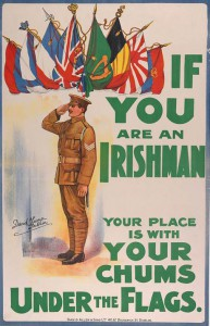 WW1Irish-poster