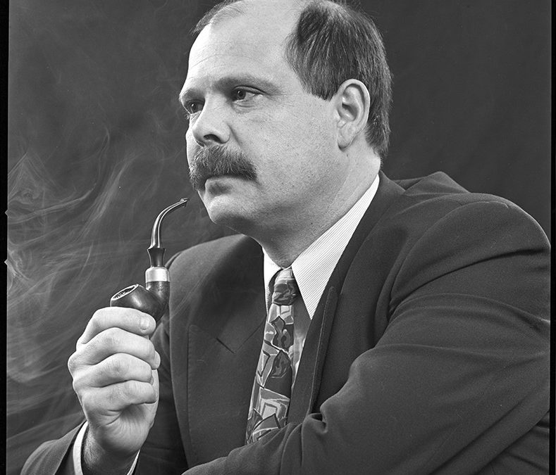 The Loss of David Ervine