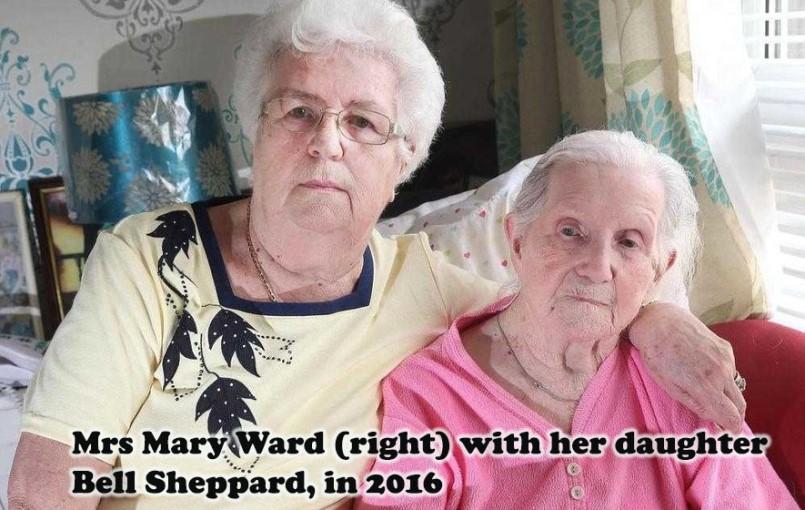 Death of Mary Ward