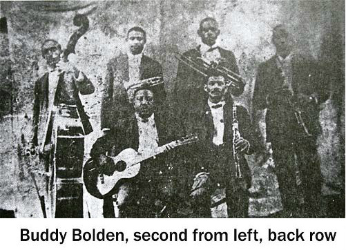 Buddy Bolden – King of Jazz