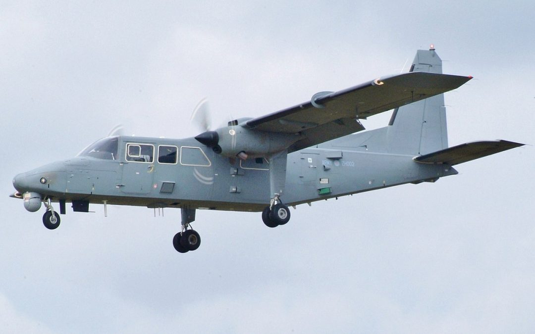 Tracking Military Planes Over Ireland – LATEST